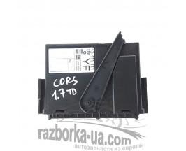 Блок управления центральным замком Opel Corsa С 1.7DTi (2000-2006) GM 13111111 / 330518684 / 5WK48664D фото
