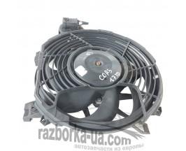 Вентилятор охлаждения радиатора Opel Corsa С 1.7DTi (2000-2006) фото