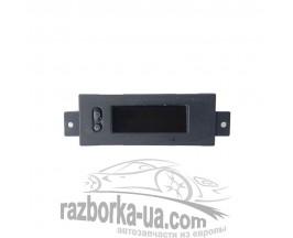 Дисплей информационный Opel Corsa С 1.7DTi (2000-2006) 009164455 / 5WK70005 фото