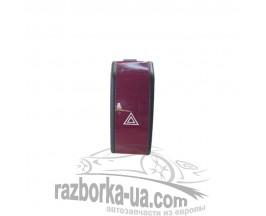 Кнопка аварийной сигнализации Opel Corsa С 1.7DTi (2000-2006) 9164141 / 13539900 фото