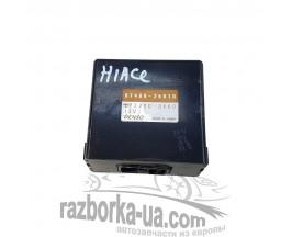 Реле вентилятора отопления Denso 2772000660 / 8748026010 Toyota Hiace D4D (2004-2016) фото