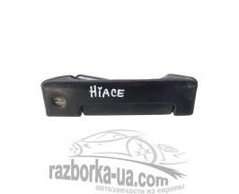 Ручка дверная наружная Toyota Hiace (2004-2016) правая задняя фото