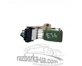 Реостат, резистор печки BMW E36 (1990-2000) 9092610290 / 8390920 фото
