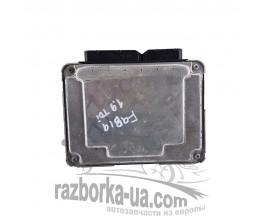 Блок управления двигателем Skoda Fabia 1.9 TDI (1999-2007) 038906019NE , 0281011824 фото
