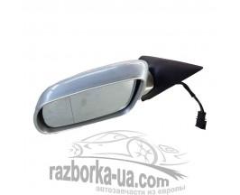 Зеркало заднего вида левое Skoda Octavia (1996-2010) 1U1857501BA электрическое фото