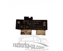 Реле управления вентилятором Skoda Octavia (1996-2010) 1J0919506Q, 898038000 фото