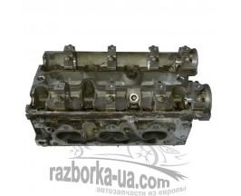 Головка блока цилиндров двигателя Opel Omega B 2.5 V6 (1994-2003) 90412231 правая купить запчасти, разборка