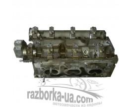 Головка блока цилиндров двигателя Opel Omega B 2.5 V6 (1994-2003) 90412232 левая купить запчасти, разборка