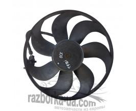 Вентилятор охлаждения радиатора Skoda Octavia 1.9 TDI (1996-2010) 1J0959455F, 885001887 фото