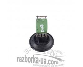 Резистор вентилятора печки Skoda Fabia (1999-2007) 6Q0959263A фото