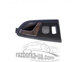 Ручка дверная внутренняя Skoda Octavia (1996-2010) левая задняя 1U4839247B фото