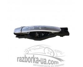 Ручка дверная наружная Skoda Octavia (1996-2010) правая передняя фото