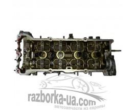 Головка блока цилиндров двигателя Nissan Sunny 1.4i (1992-1994) GA14 / 73Y / 704B карбюратор купить запчасти, разборка, фото