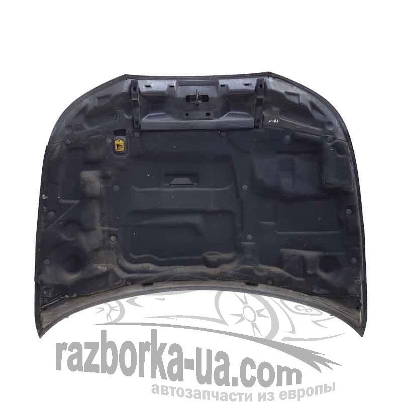 Капот передний серебристый Ford Mondeo MKII (1997-1998) фото, купить запчасти, разборка