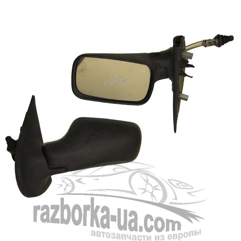 Зеркало левое механическое Fiat Punto (1993-2000) фото