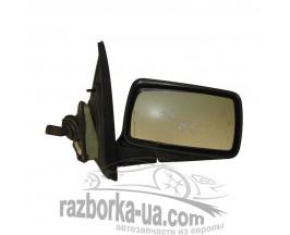 Зеркало левое механическое Ford Escort (1990-1995) фото