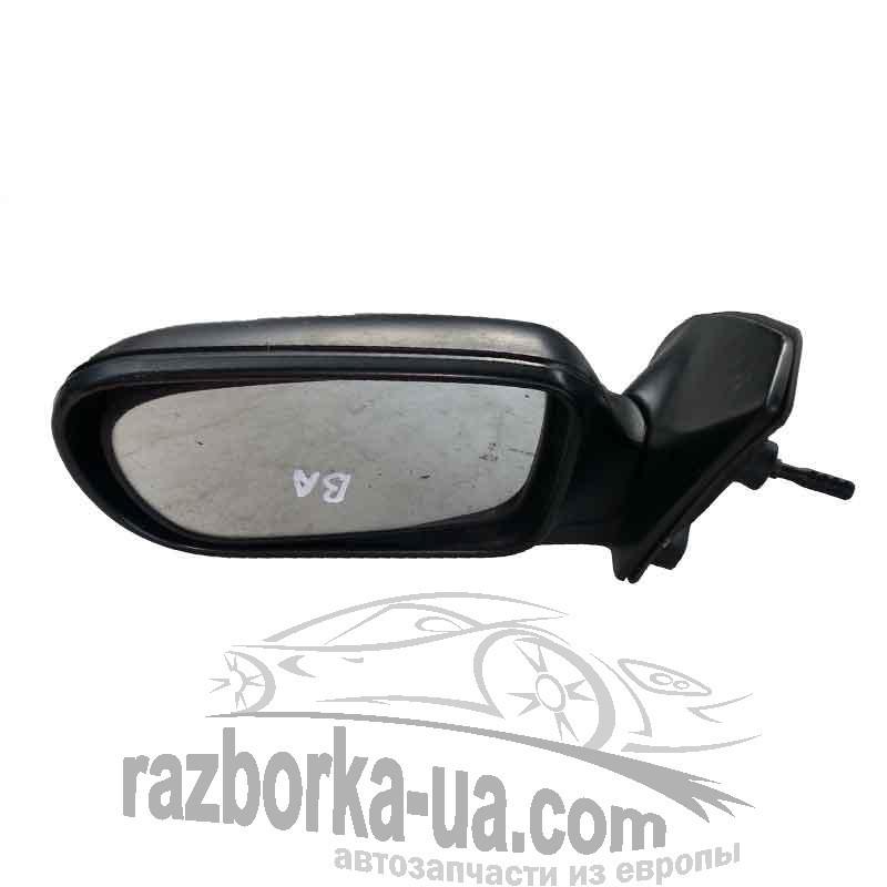 Зеркало левое механическое Mazda 323 BA (1995-1998) хечбек фото