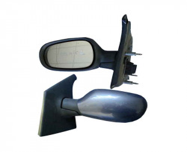 Зеркало левое механическое Renault Megane Scenic (1995-2002) фото