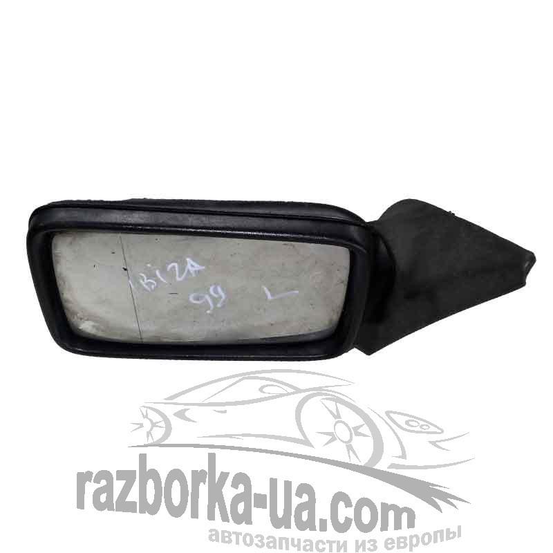 Зеркало левое механическое Seat Ibiza (1993-1999) фото