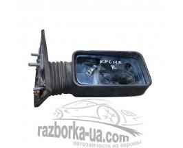 Зеркало левое механическое Fiat Croma (1985-1996) фото