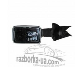 Зеркало левое механическое Fiat Uno (1988-1995) фото