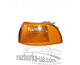 Указатель поворота левый Fiat Punto (1993-1999) фото