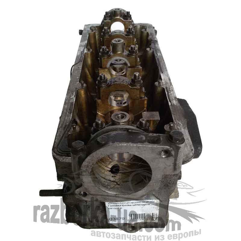 Головка блока цилиндров двигателя Volkswagen Golf 2 1.3 (1984-1991) ГБЦ 030 103 373 B / 030103373B фото