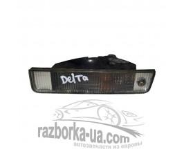 Указатель поворота левый Lancia Delta (1993-1999) в бампер фото