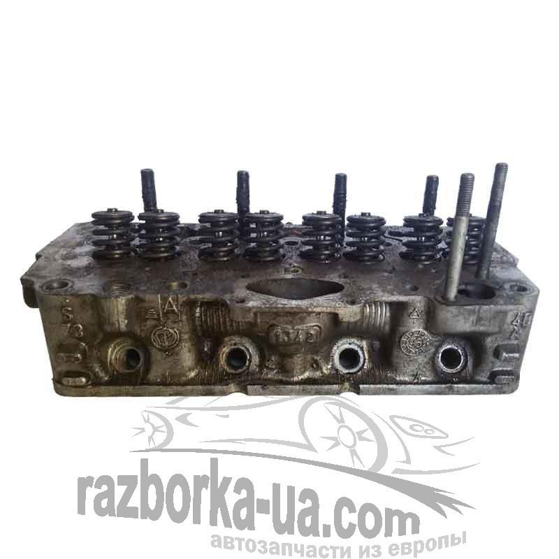 Головка блока цилиндров двигателя Fiat Cinquecento 0.9 (1991-1998) ГБЦ 7677989 фото