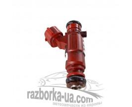 Форсунка инжектора топливная Bosch 0280155940 / 166009F600 Nissan Almera (2000-2006) фото