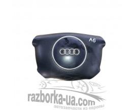 Подушка безопасности в руль Audi A6 (1994-2004) фото