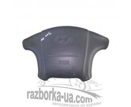 Подушка безопасности в руль Hyundai Sonata EF (1998-2001) фото
