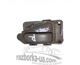 Ручка дверная внутренняя Citroen Xsara (1999-2005) 9631487777 правая передняя фото