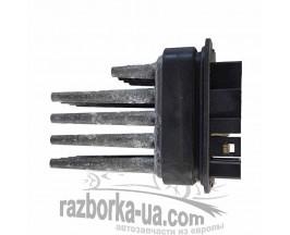 Реостат вентилятора печки Opel Zafira В (2004-2011) GM 90566802 фото