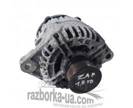 Генератор Opel Zafira 1.9 CDTI (2004-2011) Bosch 0124425059 / 13229992 фото