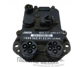 Модуль опережения зажигания Bosch 0 227 400 677 Mercedes W124 2.3 фото