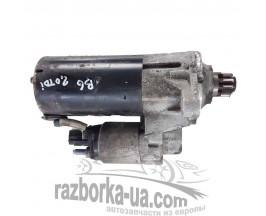 Стартер Bosch 0001123016 / VW AG 02E911023 фото