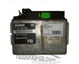 Электронный блок управления двигателем Bosch 0261200100 Opel Omega 2.0 фото