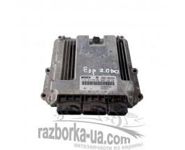 Блок управления двигателем Bosch 0281012659 ЭБУ 8200560320 Renault Espace 4, 2.0 DCI (2003-2014) фото