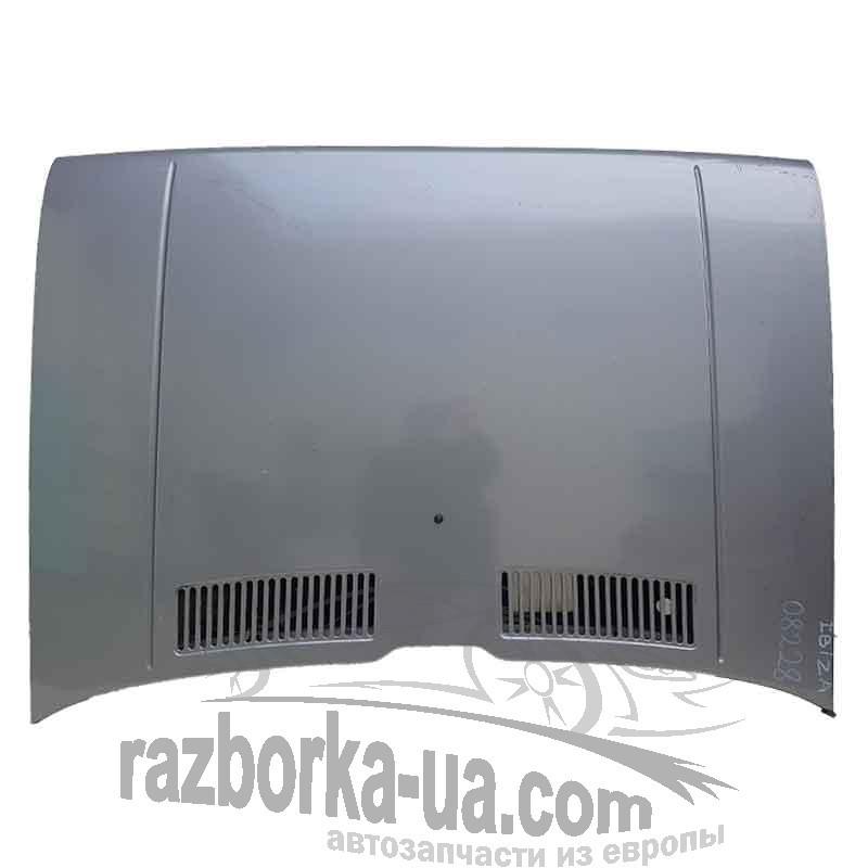 Капот передний Seat Ibiza (1985-1992) купить запчасти, разборка, фото