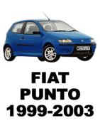 Разборка FIAT PUNTO (1999-2003) - Запчасти БУ Купить в Украине