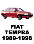 Разборка FIAT TEMPRA (1989-1998) - Запчасти БУ Купить в Украине