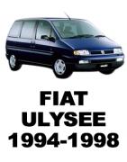 Разборка FIAT ULYSEE (1994-1998) - Запчасти БУ Купить в Украине