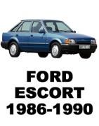 ᐉ Б/У Запчасти Разборка Ford Escort MK 4 (Форд Эскорт МК 4) 1986-1990: Купить оригинальные автозапчасти БУ на авторазборке Razbo