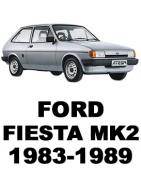 ᐉ Б/У Запчасти Разборка Ford Fiesta MK 2 (Форд Фиеста МК 2) 1983-1989: Купить оригинальные автозапчасти БУ на авторазборке Razbo
