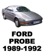 ᐉ Б/У Запчасти Разборка Ford Probe GB (Форд Проба) 1989-1992: Купить оригинальные автозапчасти БУ на авторазборке Razborka-UA в