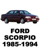 ᐉ Б/У Запчасти Разборка FORD SCORPIO 1 (Форд Скорпио 1) 1985-1994: Купить оригинальные автозапчасти БУ на авторазборке Razborka-