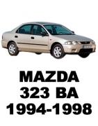 ᐉ Б/У Запчасти Разборка MAZDA 323 BA (Мазда 323 БА) 1994-1998: Купить оригинальные автозапчасти БУ на авторазборке Razborka-UA в