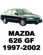 ᐉ Б/У Запчасти Разборка MAZDA 626 GF (Мазда 626 ГФ) 1997-2002: Купить оригинальные автозапчасти БУ на авторазборке Razborka-UA в