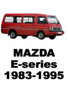 ᐉ Б/У Запчасти Разборка MAZDA E-series (Мазда Е серии) 1983-1995: Купить оригинальные автозапчасти БУ на авторазборке Razborka-U
